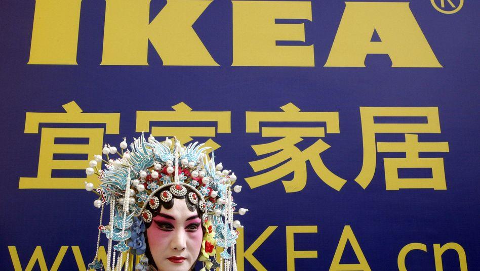 Vorbild Ikea: Westliche Marken werden in China systematisch kopiert - mittlerweile inklusive Design und Geschäftsmodell der Unternehmen