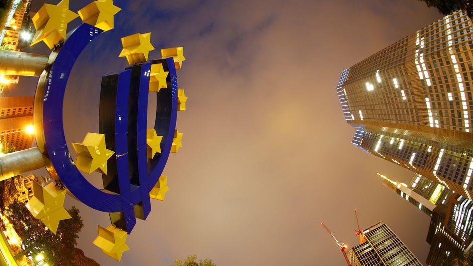 EZB-Turm in Frankfurt am Main