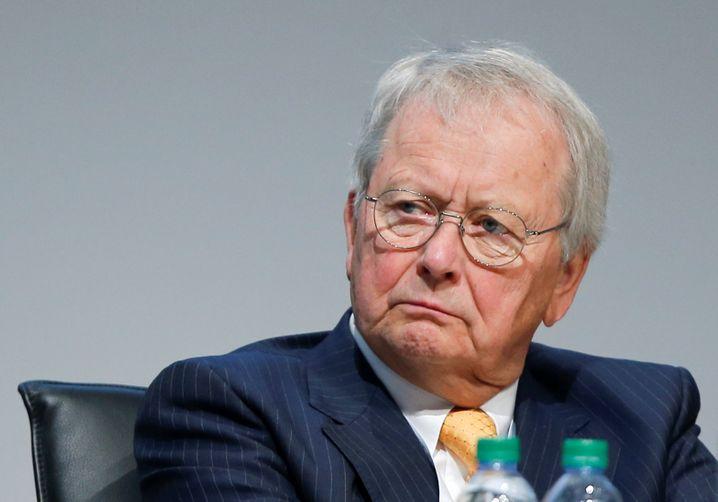 Wolfgang Porsche ist Aufsichtsratsvorsitzender der Porsche AG.