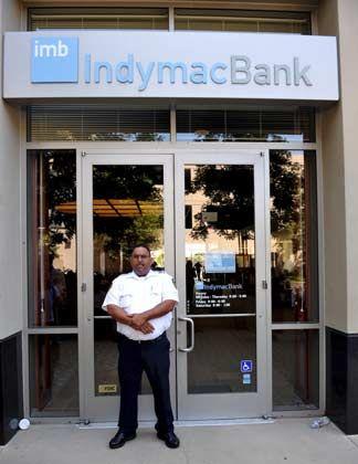 Indymac-Filiale: Der Einlagensicherungsfonds trennt sich von der 25. Pleitebank des Jahres 2008