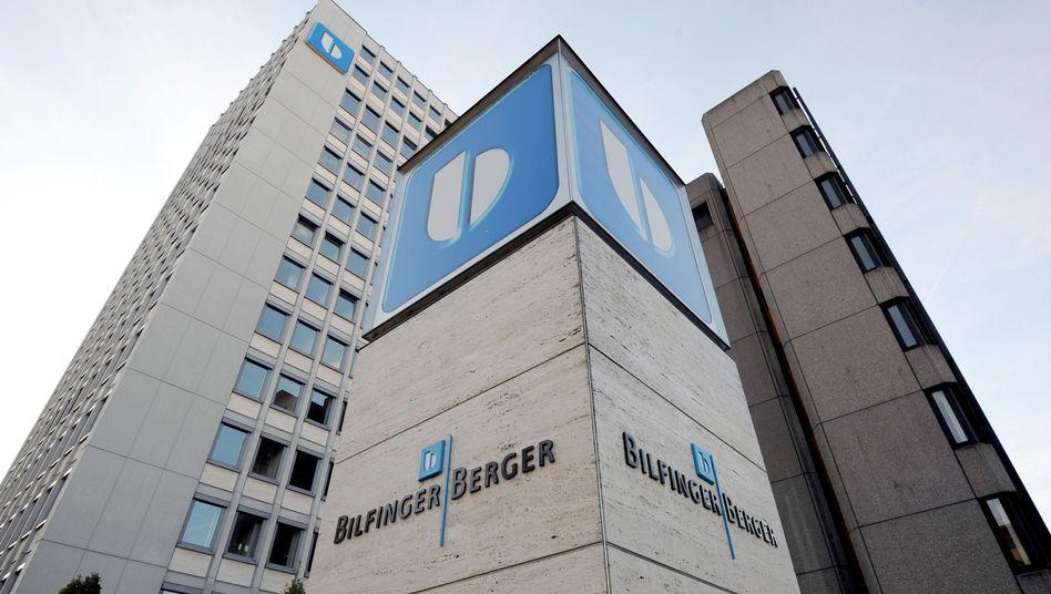 Bilfinger-Gebäude (Archivbild): Firmenzentrale bleibt in Mannheim