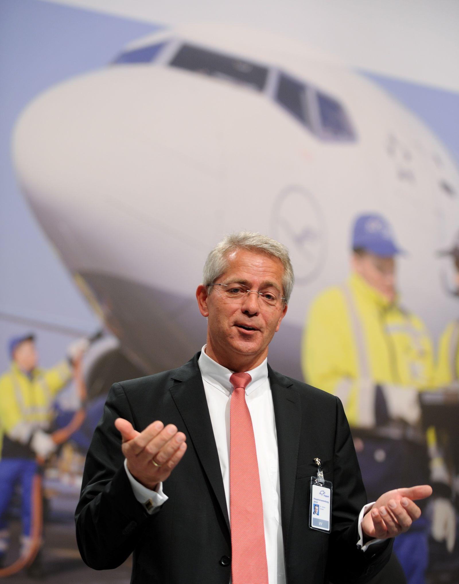 Fraport Hauptversammlung / Stefan Schulte