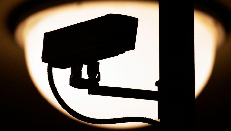Überwachungskamera (Symbolbild)