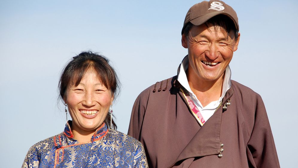 Mongolei: Mit den Nomaden leben