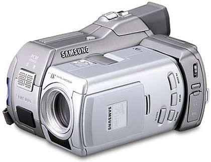 Samsung: Camcorder VP-D5000i DUOCAM