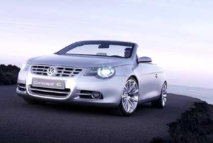 Schöne Überraschung aus dem Hause VW: Die Studie Concept C