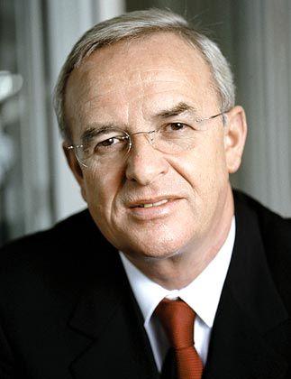 Audi-Chef Winterkorn: Seat belastet die Bilanzen von Audi