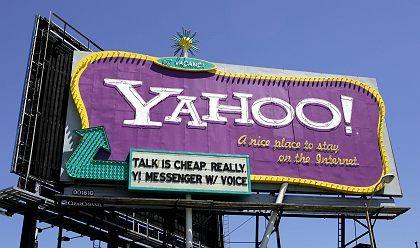 Yahoo:Zwar steigt der Umsatz, aber die Kosten drücken den Gewinn deutlich