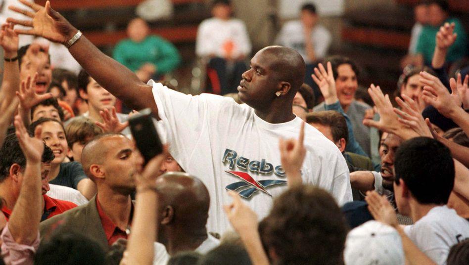 Shaq Attac: Greift Basketball-Ikone Shaquille O'Neal bei Reebok zu? Das nötige Kleingeld hätte er