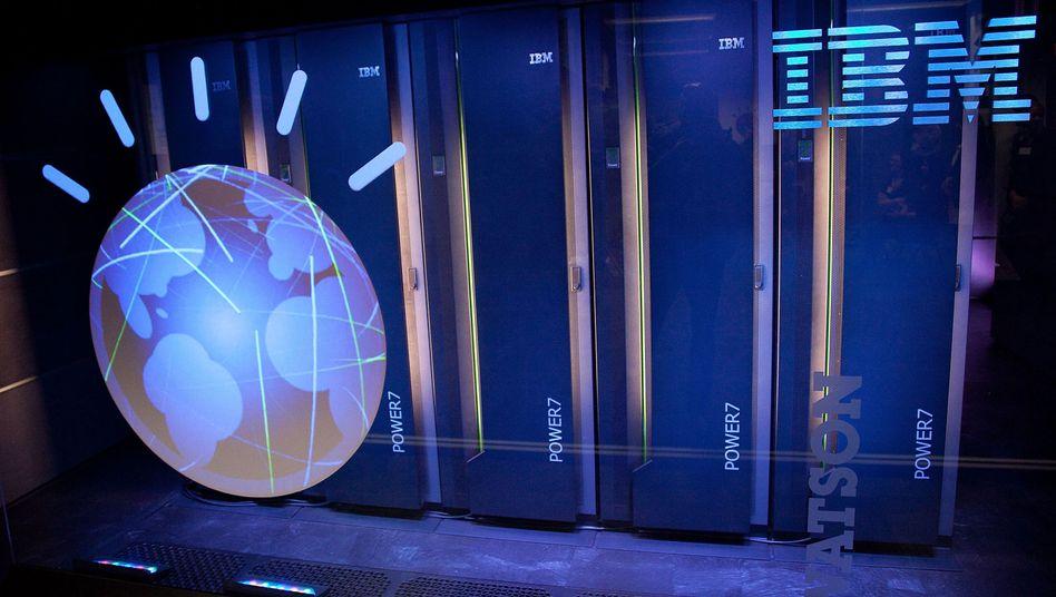 IBM: Der Computerpionier meldet sich zurück