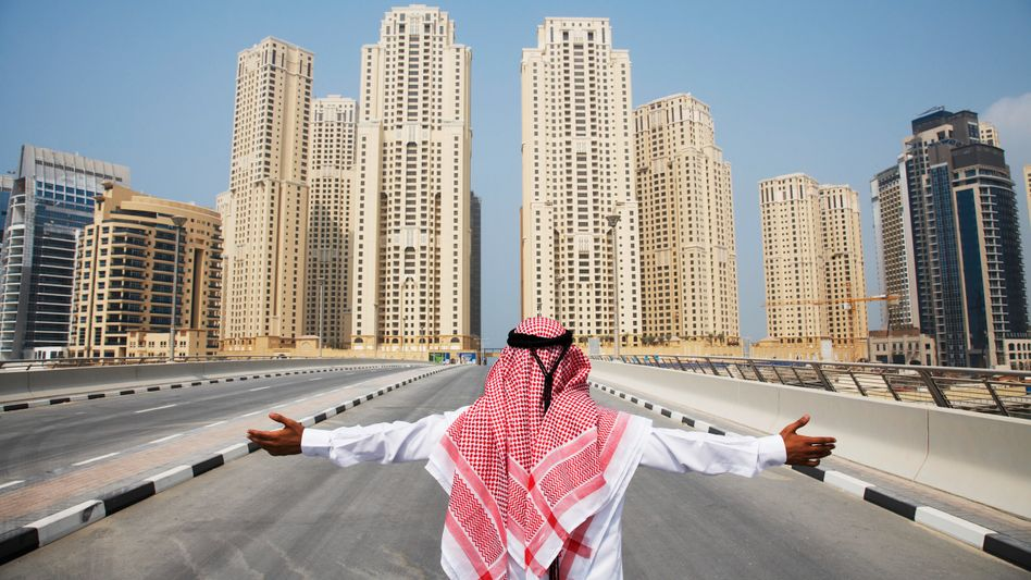 """Millionen seid Willkommen: Die Vereinigten Arabischen Emirate stehen auf der """"schwarzen Liste"""" der Steueroasen, die die EU jetzt verabschiedet hat"""