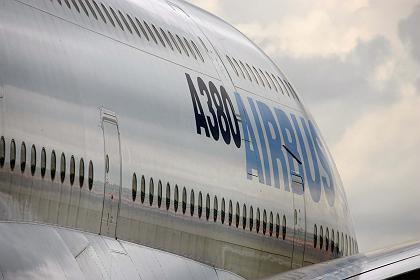 A 380: Das Großflugzeug von Airbus - bald allein in der Hand von EADS?