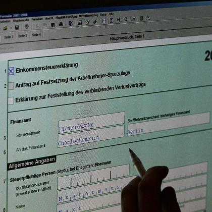 Nicht mehr ohne Identifikationsnummer: Die Steuererklärung