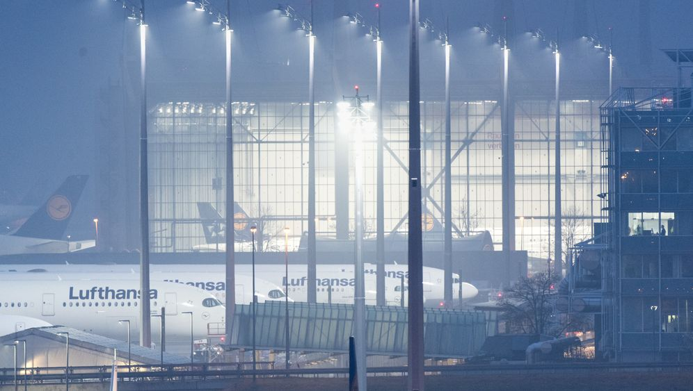Zweiter Arbeitkampftag: Streik-Tage bei Lufthansa
