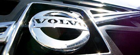 Schwer verkäuflich: Der Lkw-Hersteller Volvo bekommt die weltweite Absatzkrise für Lkw voll zu spüren und wird seine Produktion noch weiter herunterfahren