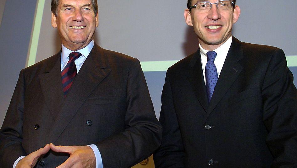 Ewiger Hoffnungsträger: Stefan Kirsten (Archivbild von 2004, als Finanzvorstand von ThyssenKrupp)