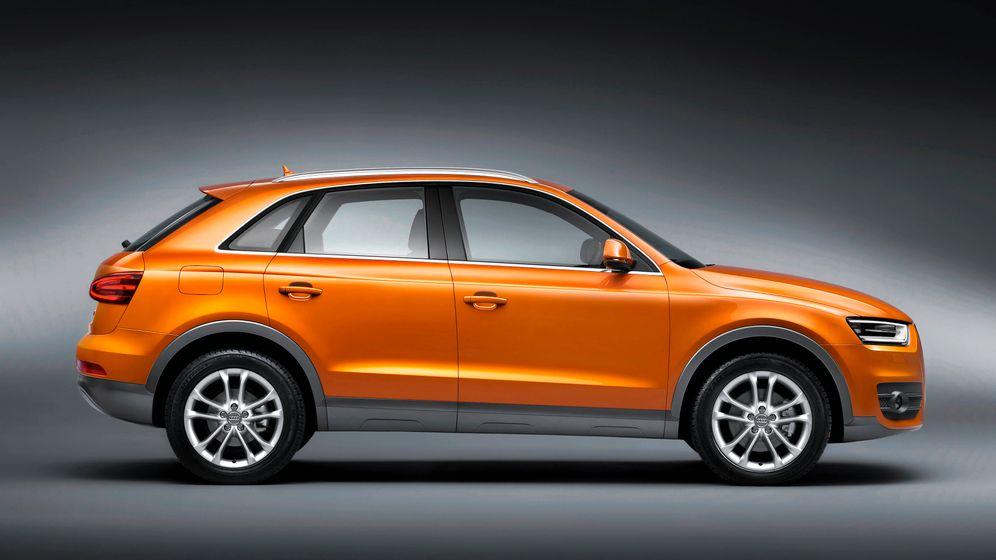 Audi Q3: Noch eine Nummer kleiner