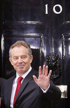 Nummer 10, zehn Jahre lang: Blair geht