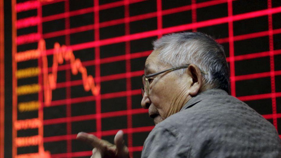 Die alternde Gesellschaft in China wird mehr finanzielle Absicherung und Gesundheitsdienstleistungen erfordern.