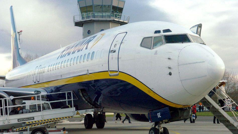 Ryanair-Flieger: Hat die Gesellschaft bei Gewichtsangaben gemogelt?
