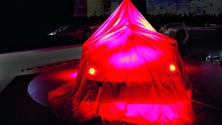 Ferrari: Börsengang der Sportwagenikone