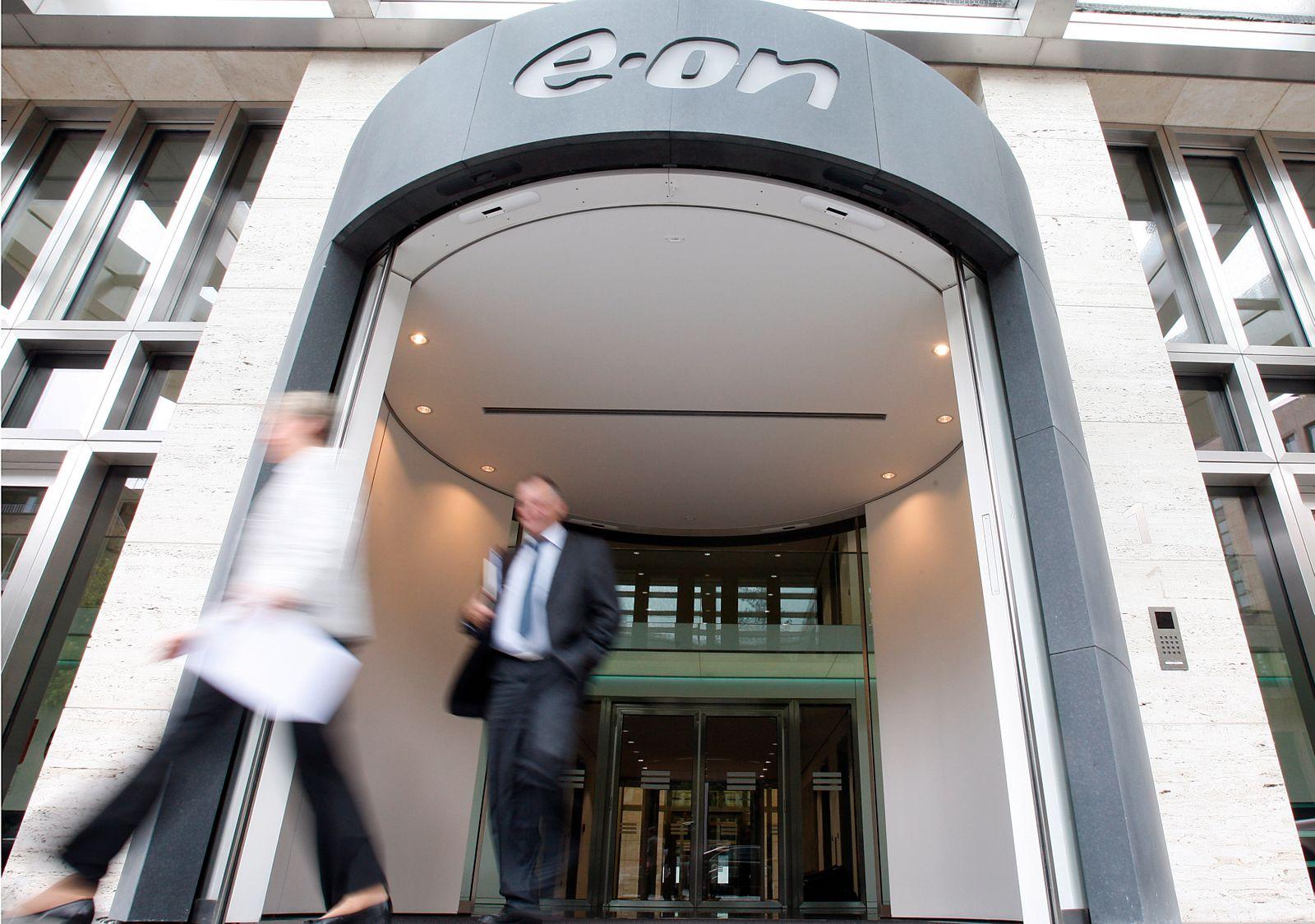 Eon / E-on-Zentrale in Düsseldorf