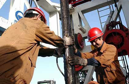 Ölförderung in China: Bedarf übersteigt das Angebot
