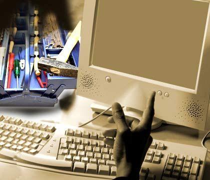 Wenn der PC streikt: In Internetforen bekommen Nutzer schnell kompetente Lösungsvorschläge