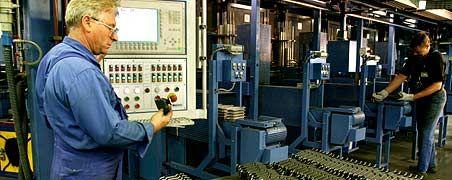 Produktion in Leverkusen: Der insolvente Autozulieferer TMD Friction soll unmittelbar vor dem Verkauf stehen.