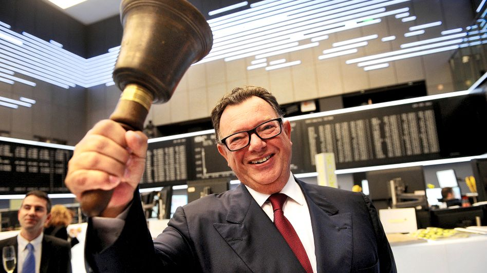 "Börsenchef Francioni: ""Ein historischer Tag"""