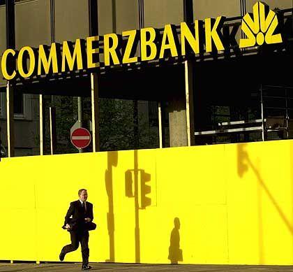 Commerzbank in Kauflaune:Nächste Übernahmekandidaten schon ausgemacht
