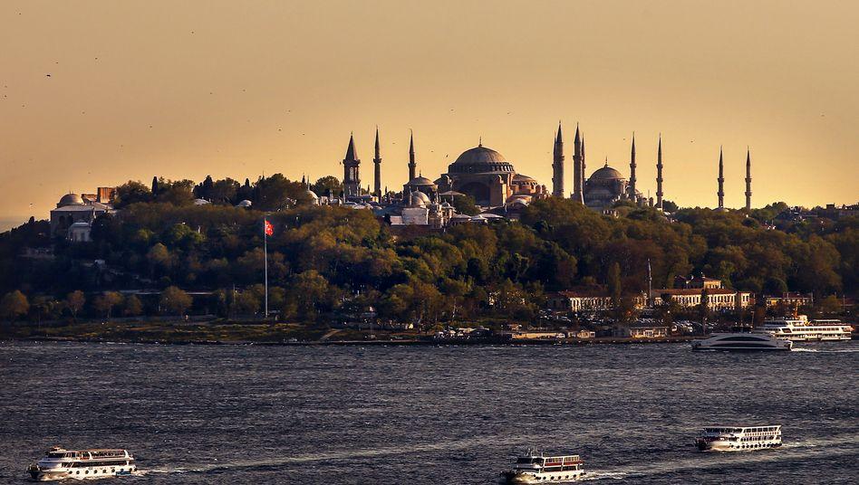 Istanbul: Die Jugendarbeitslosigkeit in der Türkei ist auf 26,7 Prozent gestiegen