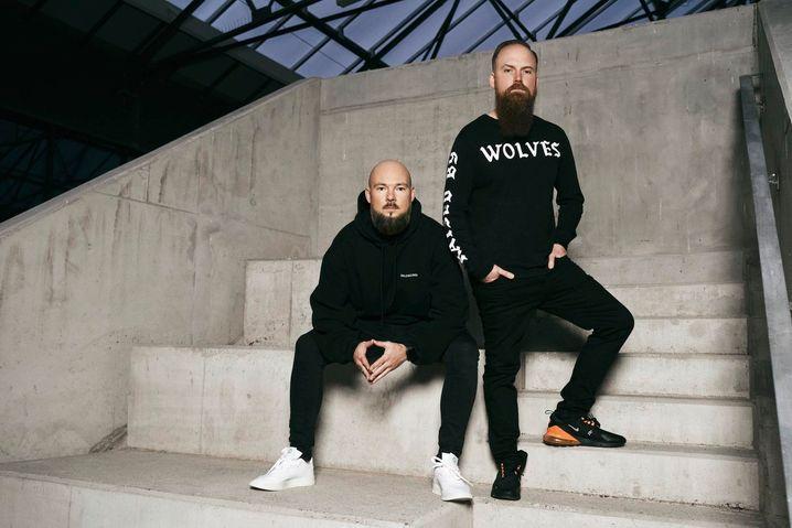 Berater: Die beiden Gründer Phillip Böndel (l.) und Tobias Kargoll