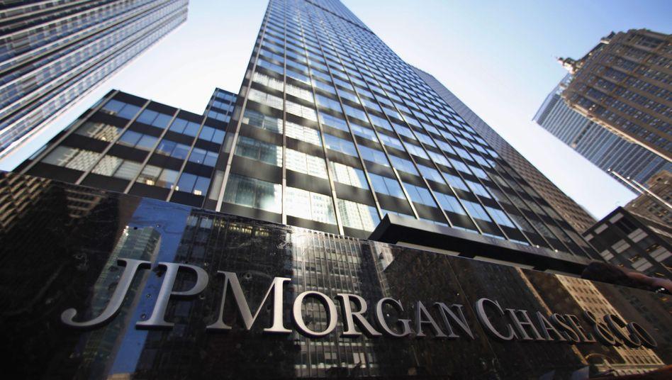 JPMorgan: Die US-Großbank hat im zweiten Quartal mehr verdient als erwartet. Am Freitag folgen Wells Fargo und die Citigroup mit ihren Zahlen