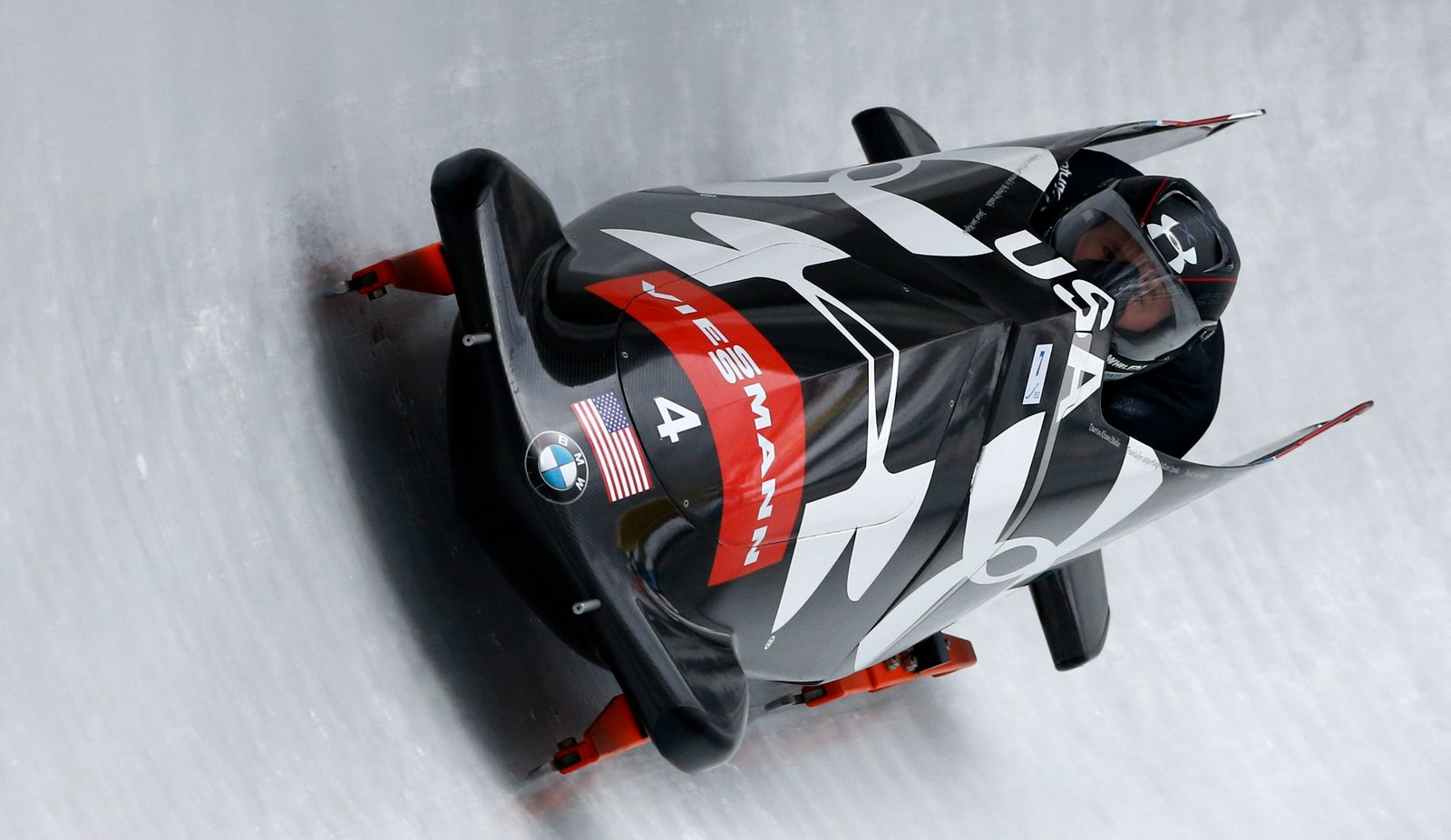 Germany Bobsled World Cup / Bob Steven Holcomb