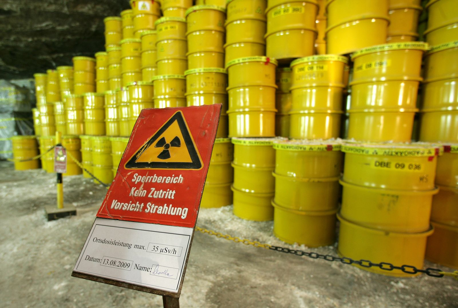 Atommüll / Atomausstieg