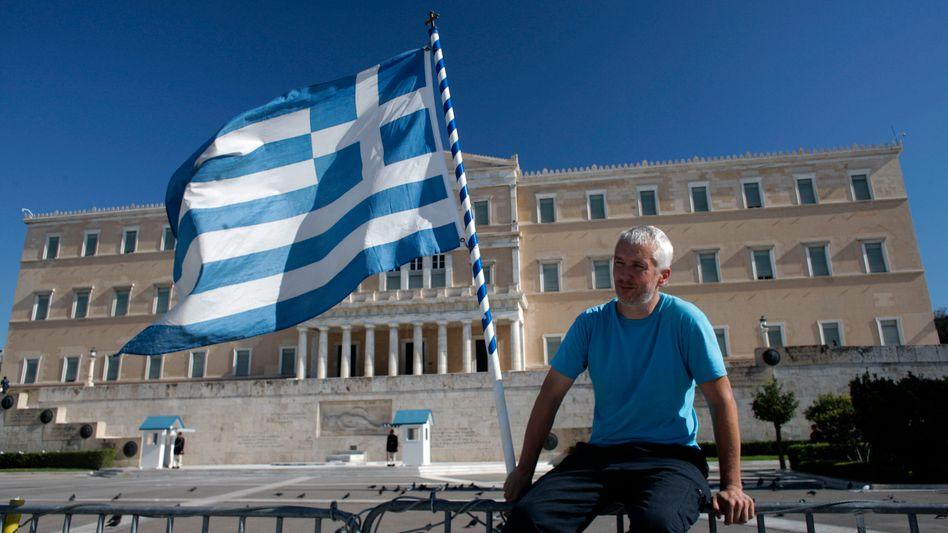 Griechenland: Kritiker sagen immer wieder, dass Sparen allein nicht aus der Krise führt.