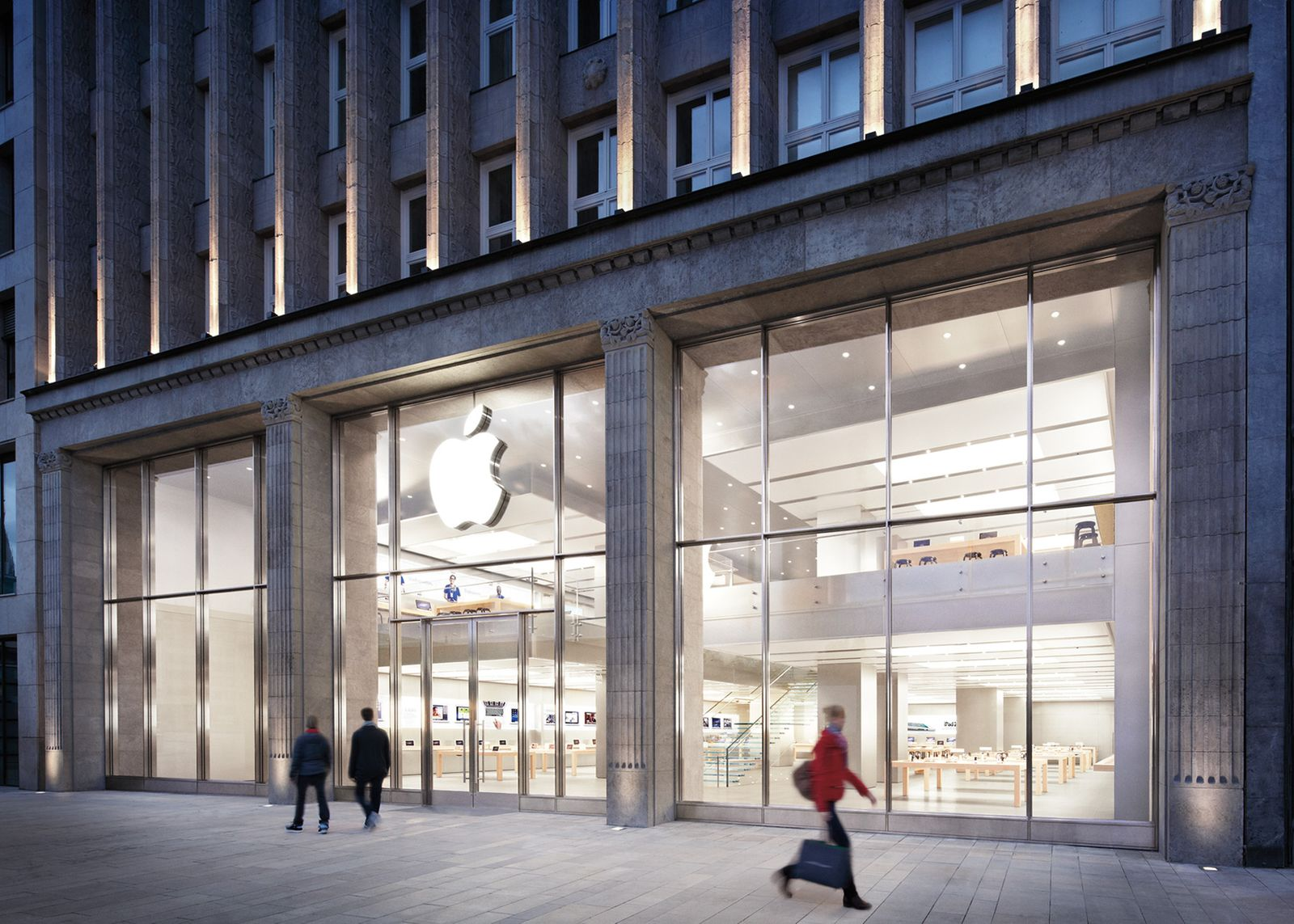 Apple Retail Stores Hamburg