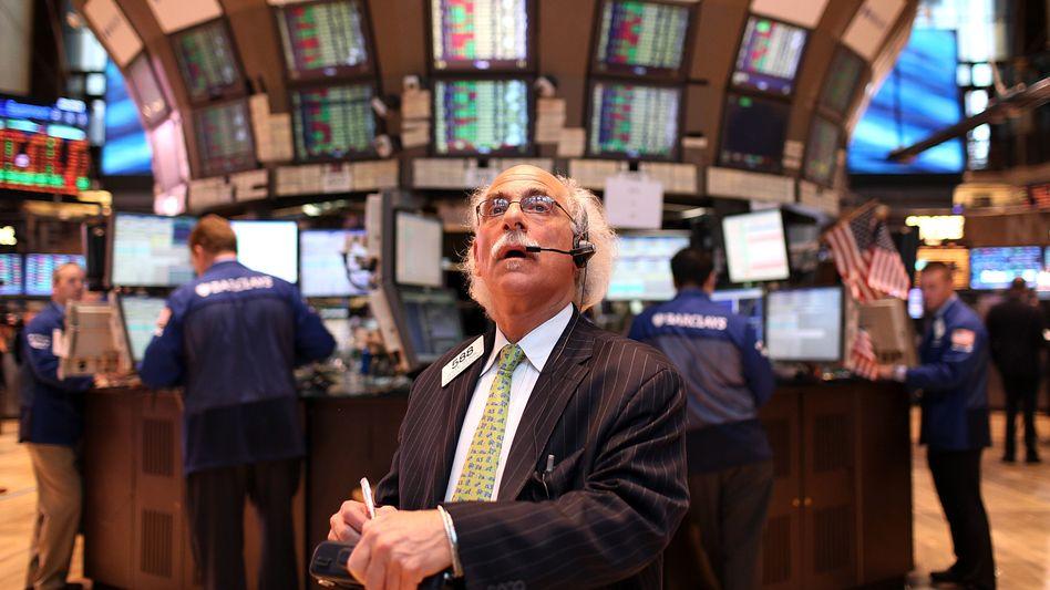 """Händler an der Wall Street: """"Der Aktienmarkt ist ein Sklave des Politik-Theaters in Washington"""""""