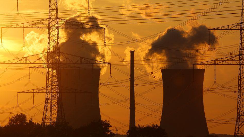 Wurde 2015 abgeschaltet: Das Kernkraftwerk Grafenrheinfeld in Unterfranken