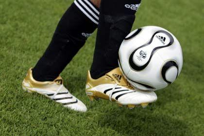 """WM-Ball 2006: """"Der zielgenaueste Ball, den wir je hatten"""""""