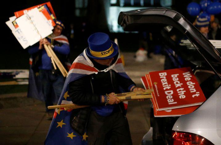 Die Schlacht um einen Austritt Großbritanniens ist noch nicht geschlagen.
