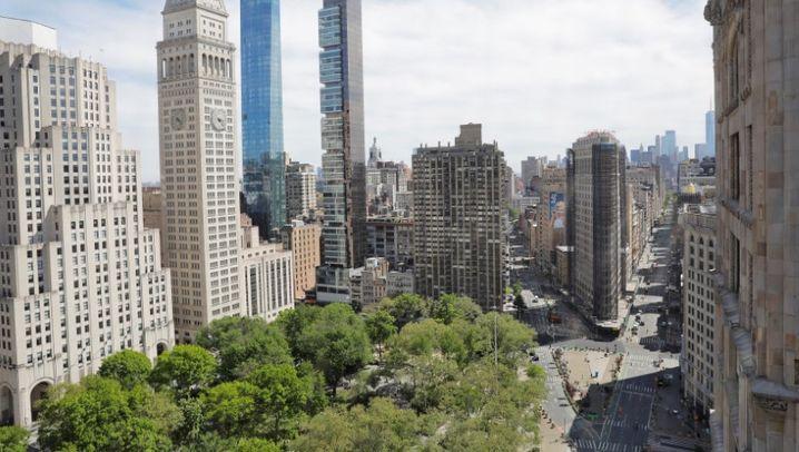 New York - Corona wirbelt Wohnungsmarkt um