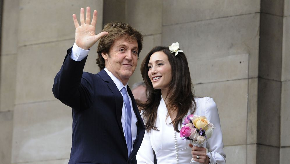 Paul McCartney und die Frauen: All you need is love!