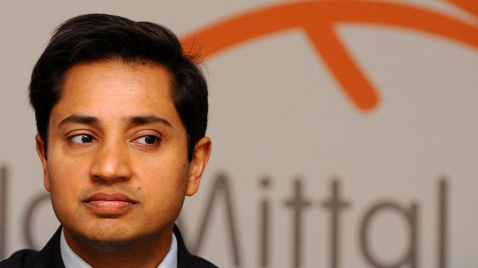 Seit 1997 mit dabei: Aditya Mittal, der Sohn des ArcelorMittal-Gründers
