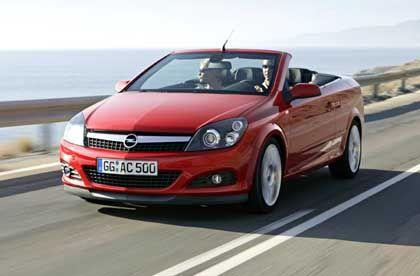 Opel Astra Twin Top: Astra-Standardmodell mit Überkapazitäten