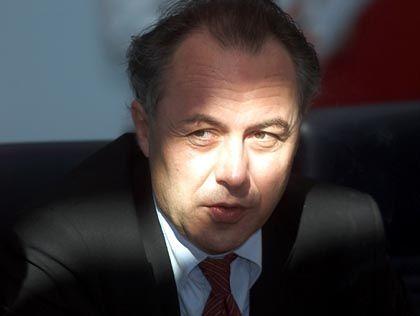 Als Zeuge geladen: SPD-Politiker Machnig