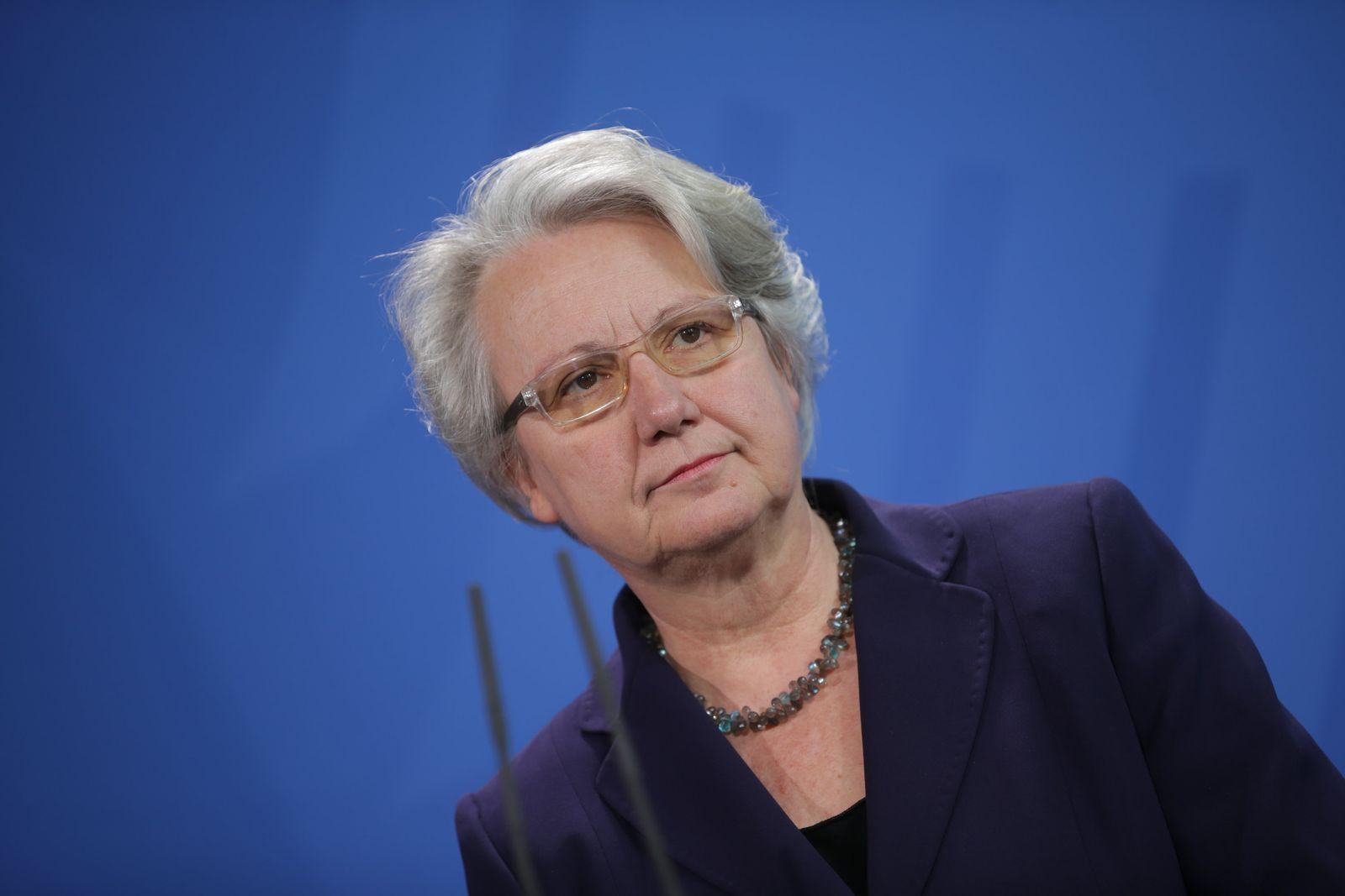 Rücktritt Schavan