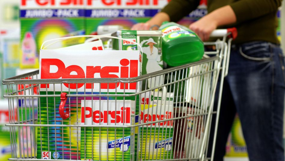 Henkel: Die Aktien des Persil- und Pritt-Herstellers haben Anlegern zuletzt viel Freude bereitet - doch nun ist der Ausblick verhalten
