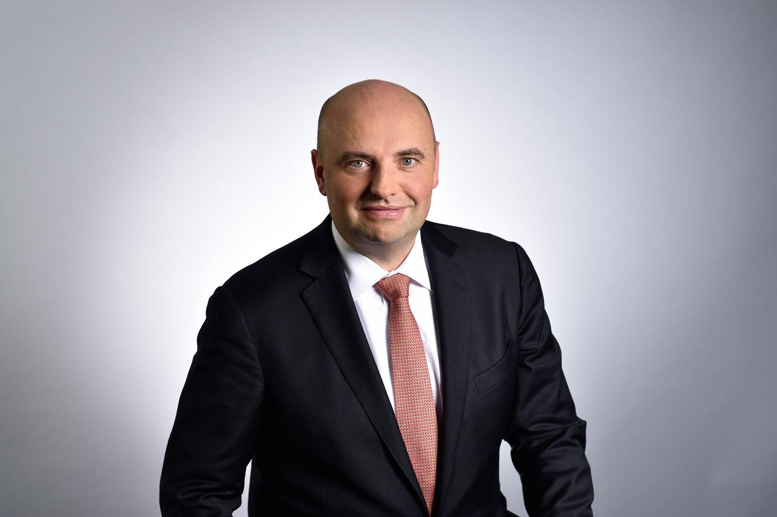 Thorsten Haeser; Chief commercial officer Hapag-Lloyd (ehem. Ver